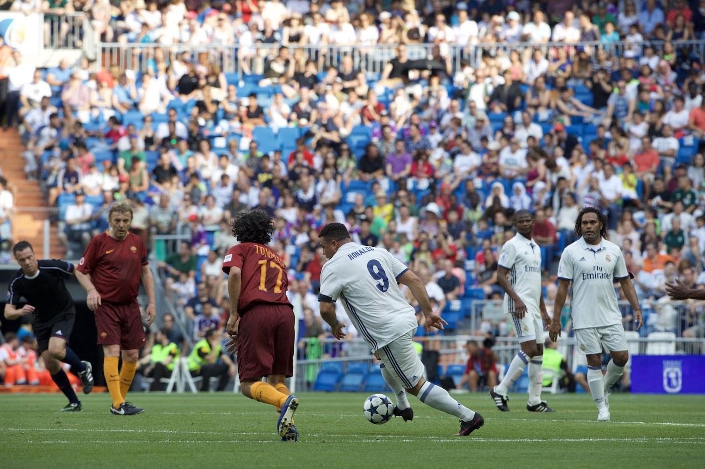 Ronaldo jugada