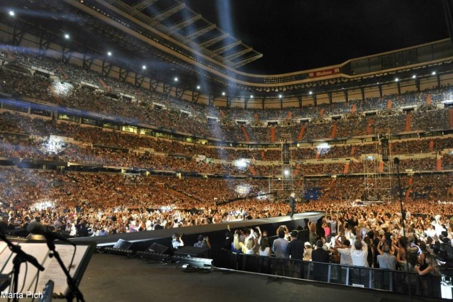 El Coro de los Califas actuará en el Santiago Bernabéu