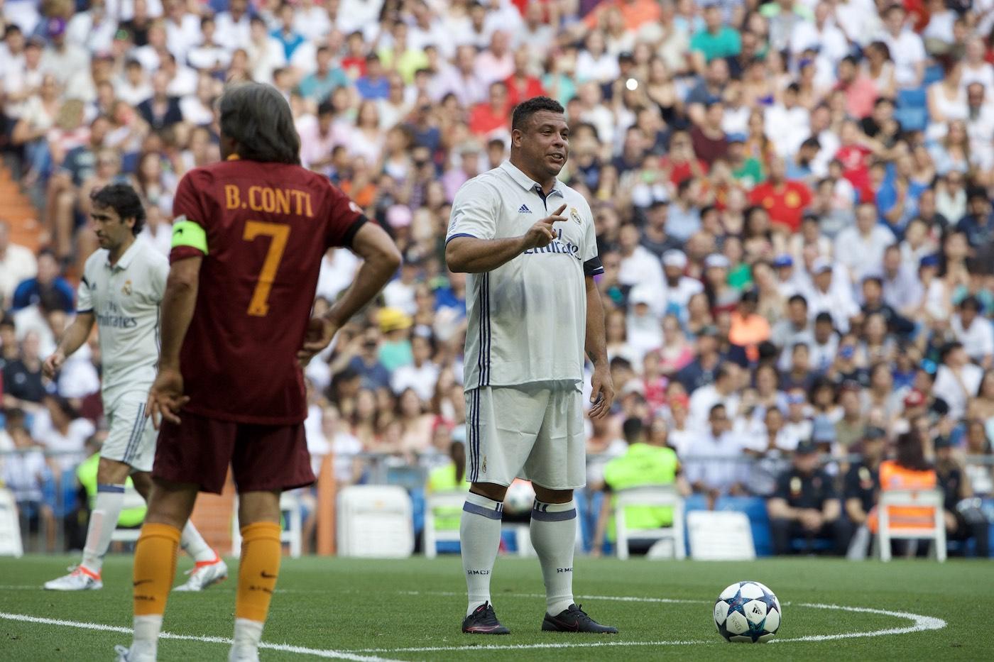 Ronaldo y Conti